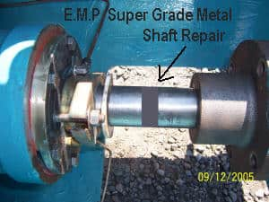 E.M.P. Super Grade Metal Shaft Repair