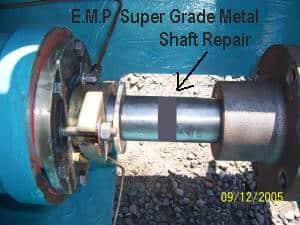 E.M.P. Super Grade Metal Shaft Repair